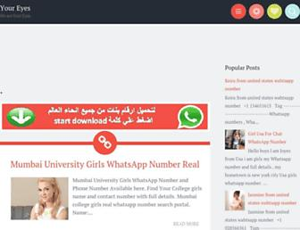 yr-eyes.blogspot.com screenshot