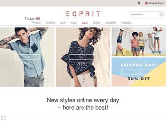 Thumbshot of Esprit.eu