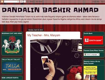 dandalinbashir.blogspot.com screenshot