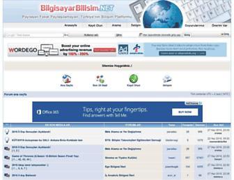 Thumbshot of Bilgisayarbilisim.net