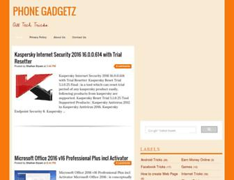 phonegadgetz.blogspot.com screenshot