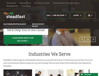 Thumbshot of Steadfast.net