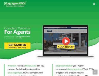 easyagentpro.com screenshot