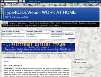 type4cash-webs.blogspot.com screenshot