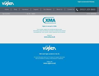 viglen.co.uk screenshot