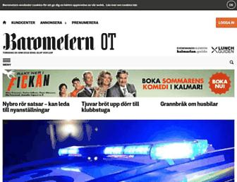 barometern.se screenshot