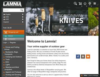 Thumbshot of Lamnia.fi