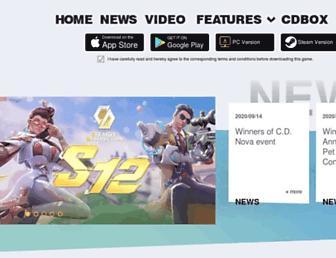 cdgame.com screenshot