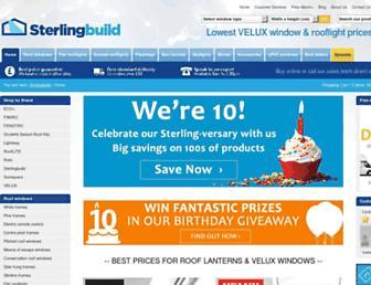 Thumbshot of Sterlingbuild.co.uk