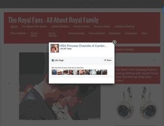 Thumbshot of Royal-fans.com