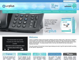 plus-software.com screenshot