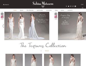 Main page screenshot of motasem.co.uk