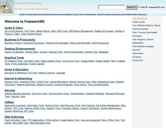 freeware365.com screenshot