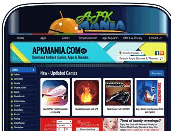 Thumbshot of Apk-mania.com