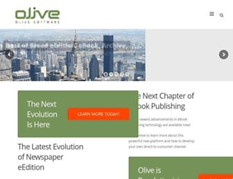Thumbshot of Olivesoftware.com