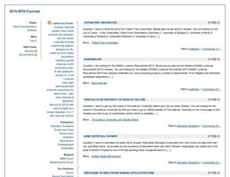 courses.ind.in screenshot