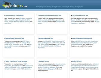 eduers.com screenshot