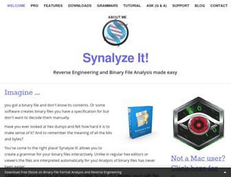 synalysis.net screenshot