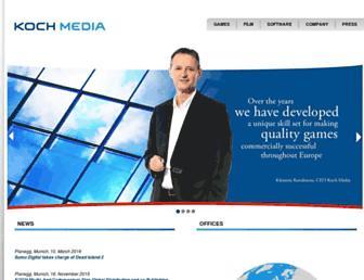 Thumbshot of Kochmedia.com