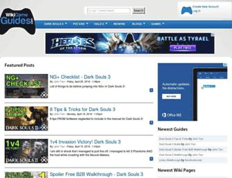 Thumbshot of Wikigameguides.com