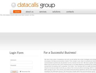 Thumbshot of Datacallsgroup.com