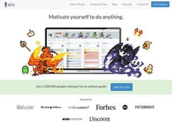 Thumbshot of Habitrpg.com