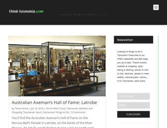 Thumbshot of Think-tasmania.com