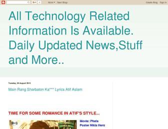 technog4world.blogspot.com screenshot