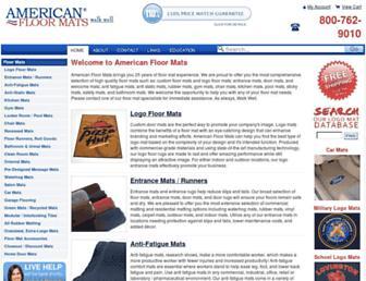 Thumbshot of Americanfloormats.com