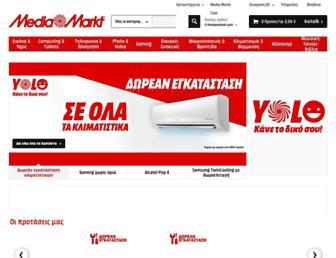Thumbshot of Mediamarkt.gr