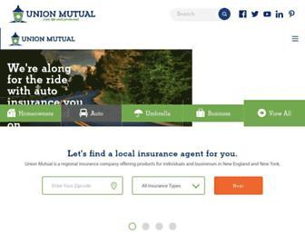 unionmutual.com screenshot