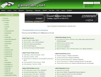 gametabs.net screenshot