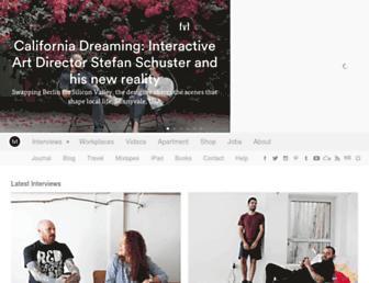 Thumbshot of Freundevonfreunden.com