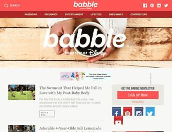 Thumbshot of Babyzone.com