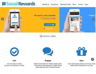Thumbshot of Socialrewards.com