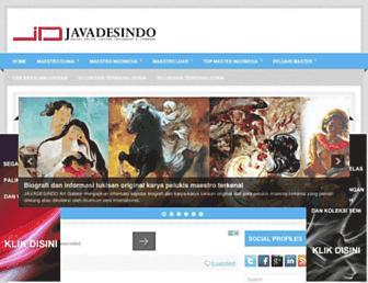 lelang-lukisanmaestro.blogspot.com screenshot