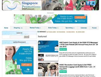 singapore-promotions.com screenshot