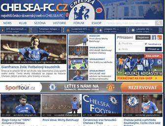 Thumbshot of Chelsea-fc.cz