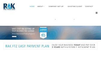Thumbshot of Rakftz.com