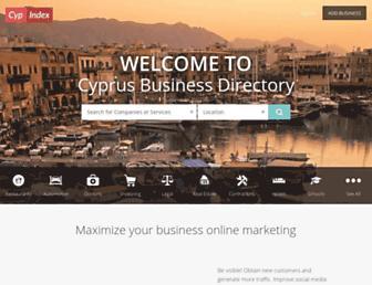 cypindex.com screenshot