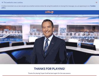 super6.skysports.com screenshot