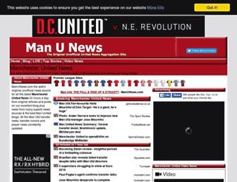Thumbshot of Manunews.com