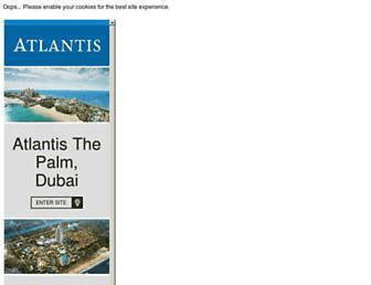 atlantis.com screenshot