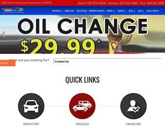 maximumautosearch.com screenshot