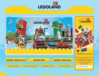Thumbshot of Legoland.com