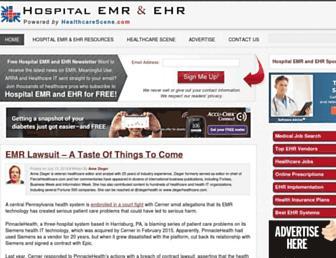 hospitalemrandehr.com screenshot