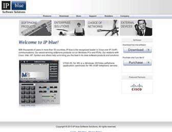 ipblue.com screenshot