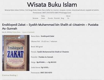 wisatabuku.com screenshot
