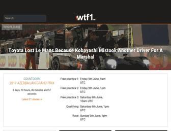 wtf1.com screenshot