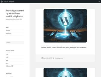 bookblogger.org screenshot